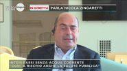 Nicola Zingaretti su referendum e regionali