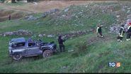Auto già dal dirupo, morti 5 giovanissimi