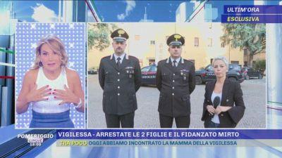 Caso Ziliani: Arrestate le figlie della vigilessa e il fidanzato