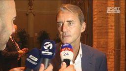 "Mancini: ""Bravi tutti, bella vittoria"""