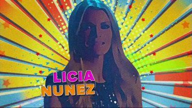 Licia Nunez: la clip di presentazione