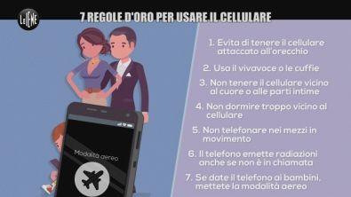 VIVIANI: Le 7 regole d'oro per usare il cellulare