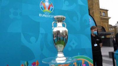 """Euro 2020, la Uefa risponde a Draghi: """"La finale resta a Londra"""""""
