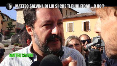 ROMA:5 Stelle e crisi: ti puoi fidare di Matteo Salvini?
