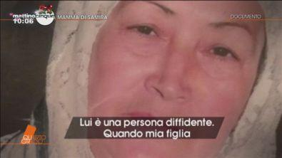 Samira: le parole della mamma
