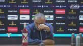 """Sarri: """"Dimarco? L'Inter non si è fermata"""""""