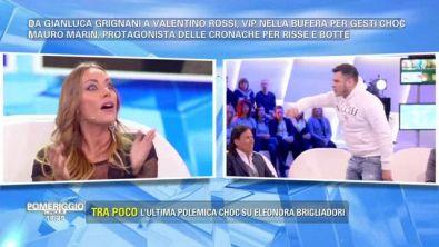Karina Cascella Vs. Mauro Marin