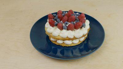 Ricetta della Cream Tart