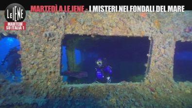 I misteri nei fondali del mare: siamo scesi a 50 metri di profondità | VIDEO