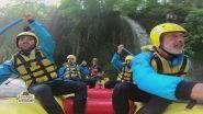 Una zona perfetta per il rafting