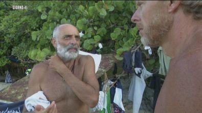 Paolo critica il vecchio leader Ghezzal