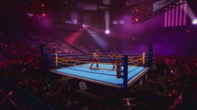 Sul ring con Big Rumble Boxing: Creed Champions