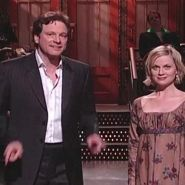 Colin Firth al Saturday Night Live