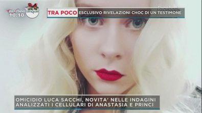 Omicidio Luca Sacchi: le ultime novità choc