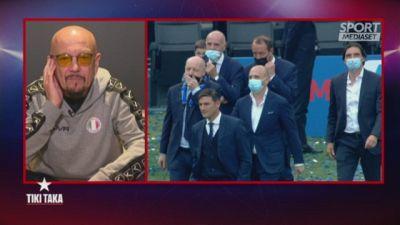 """""""Simoni mi disse guarda le facce degli allenatori dell'Inter quando arrivano e quando se ne vanno"""""""