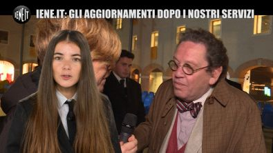 """Aggiornamenti Iene.it, Daverio: """"Mi scuso con i siciliani"""", ma ci attacca"""