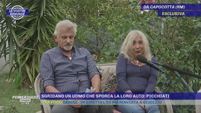 Due pensionati aggrediti a pugni e morsi