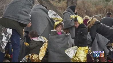 Siria, guerra infinita. Migranti verso la UE