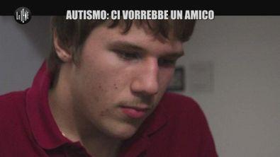 GOLIA: Autismo, ci vorrebbe un amico