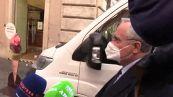 """Caso Tamponi, Lotito (Lazio): """"Leggete le motivazioni"""""""