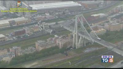 Ponte di Genova: dolo per i sensori assenti
