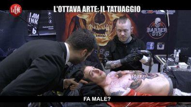 CORDARO: Tatuaggi, dal sacro al profano fino ai piercing nelle parti intime