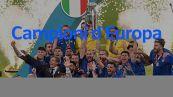 L'Italia e' campione d'Europa