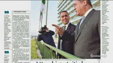 Libia e Iran, vertice a Bruxelles