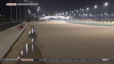 Annullata gara-2 in Qatar