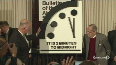 Due minuti all'apocalisse