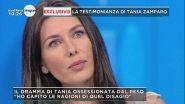 Il mostro dell'anoressia: Tania Zamparo