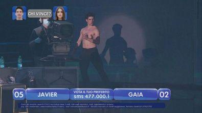 """Javier balla la variazione """"Fiamme di Parigi"""" - La finalissima"""