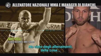 """Omicidio Willy, l'allenatore della nazionale di MMA è il manager di Marco Bianchi: """"Nell'ambiente ci conosciamo tutti"""""""