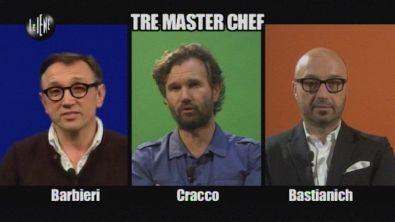 INTERVISTA: Tre Master Chef