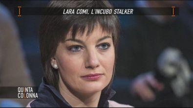 Lo stalker di Lara Comi