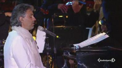 Bocelli duetta con le star
