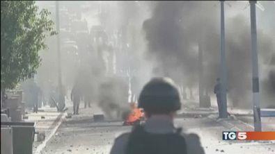 Gerusalemme capitale alta tensione e scontri