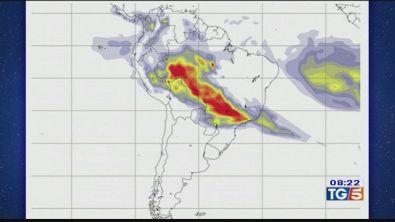 Brucia l'Amazzonia polmone del pianeta