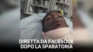 Spari in Florida,superstiti postano video dall'ospedale