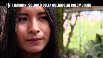 GOLIA: I bambini soldato della guerriglia colombiana