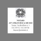 Notaio Avv. Musso Francesca