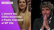 L'amore tra Clizia Incorvaia e Paolo Ciavarro al GF Vip