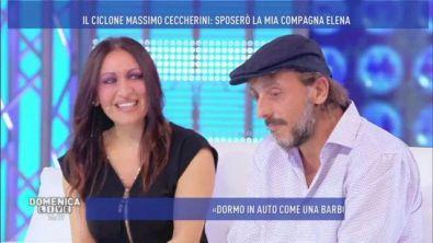 Massimo Ceccherini: l'incontro con Elena