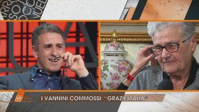 La nonna di Marco Vannini