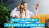 Spotify Wrapped 2020: la classifica dello streaming