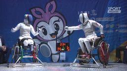Mondiali di scherma paralimpica, oro nel fioretto per Bebe Vio