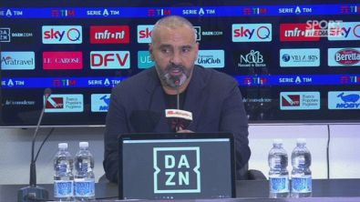 """Lecce, Liverani: """"Non meritavamo la sconfitta"""""""