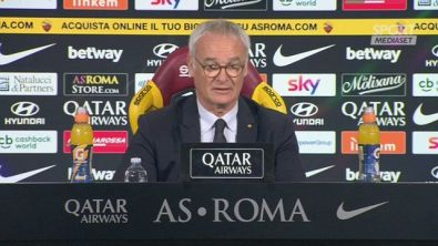"""Ranieri: """"Roma, sono pronto a lottare"""""""
