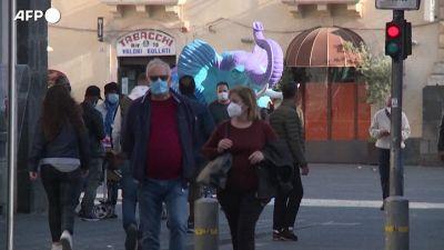 Le ferite del Covid: -735mila occupati da pre-pandemia