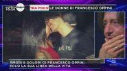 GF Vip: la linea della vita di Francesco